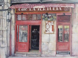 Cafe La Tertulia-Santander
