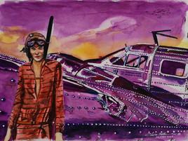 L'aviatrice