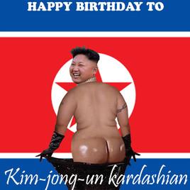 Kim-Jong-Un Kardashian et les 70 ans de la Corée-Du-Nord