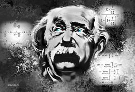 Albert Einstein ...
