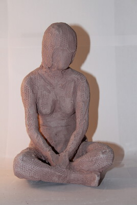 la posture zen