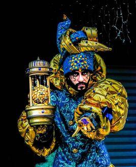 le magicien de Venise
