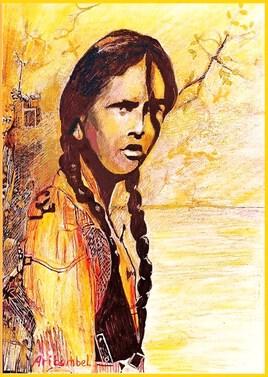 Amérindienne - ou Les derniers humains