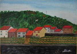 Mon village le Sardon