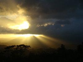 Coucher Soleil Martinique