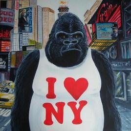 Les vacances de Monsieur Kong