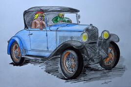 Torpedo Fiat 1929