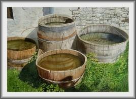 Les bassines