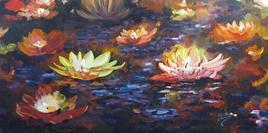 Les Bougies du Lotus