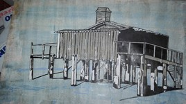 Cabane tchanquee
