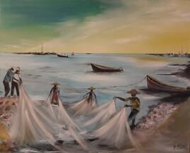 Pêche aux Antilles