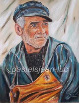 Pêcheur à Cancale