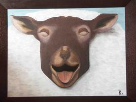 mouton moqueur