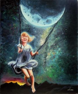 Danse avec la lune