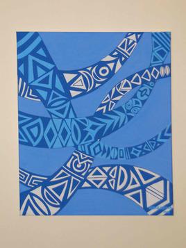 Bleu Caraibe