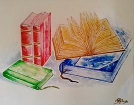 Salon du Livre en couleur