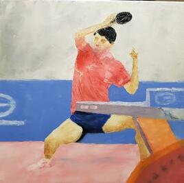 Le joueur de Ping pong