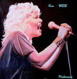 """Kim Wilde """"Live"""""""
