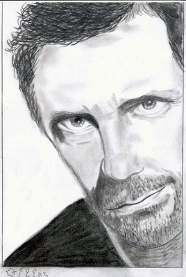 Dr House by Pilou