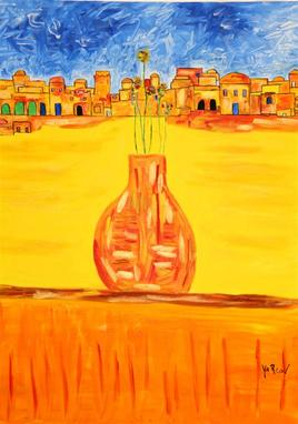 Le vase et la ville