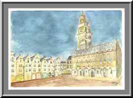 Le Beffroi d'Arras