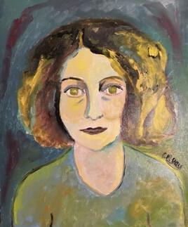 """""""Autoportrait 5"""""""