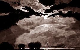 ciel a la Turner