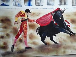 La corrida