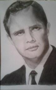 Marlon Brando jeune