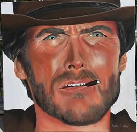 Cowboy : Clint Eastwood