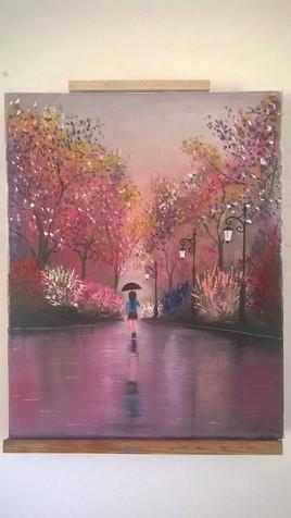 pluie Poétique