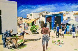 Le mellah de Rabat