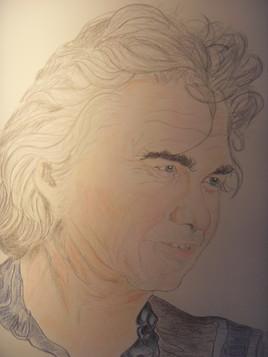 portrait Daniel Guichard couleur