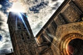 Lumière sur l'Abbaye...