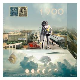 """""""1900 le poisson lune"""" Octobre 2021 ©bYmanon"""