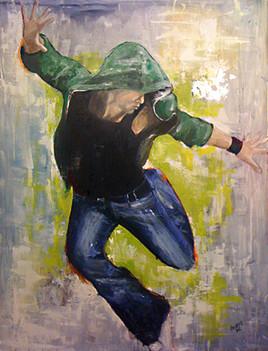 Dancing in The Air (2012)