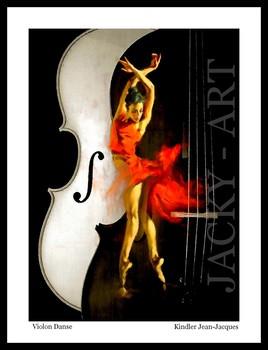 Violon Danse