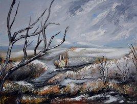 Dernier paysage hivernal