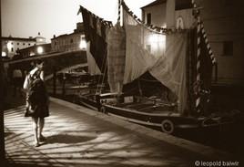 début de soirée à chioggia