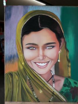 Femme du Rajasthan