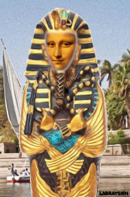 joconde egyptienne