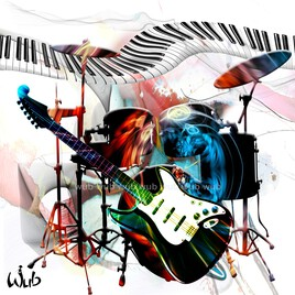 Abstraction musicale