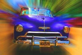 CUBA FLOU CARS