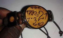 Bracelet en bambou.