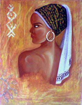 profil de la belle africaine