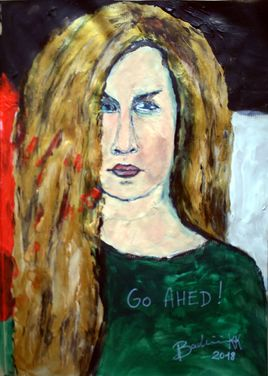 """""""Go Ahed !"""""""