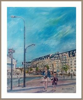 Avenue de Paris, Châtillon