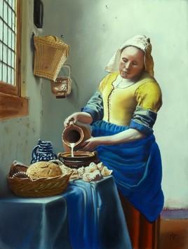 La laitière (Vermeer)