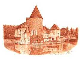 Château de Courbas Indre 36200 France