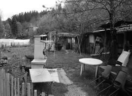 Vieux jardin